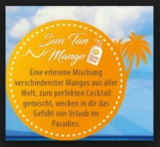 Dinner Lady Sun Tan Mango - 60ml
