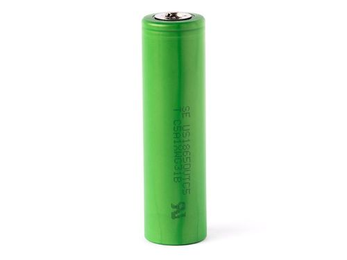 Sony Konion US18650 VTC5 - 2600mAh, 3,6V - 3,7V ungeschützt, Button Top